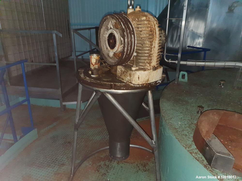 Used- GEA Niro Spray Drying Plant