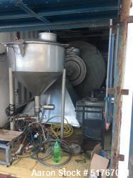 DryTech International Mobile Spray Drying Plant