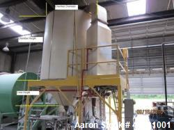 "Used- Anhydro Type III, AK Series 2, Spray Dryer. Stainless Steel Construction. 9'-2"" high by 88"" diameter drying chamber, 2..."