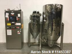 "Used- 31"" GEA Niro Pharma Sanitary Spray Dryer, Model PSD-1-R/N-60."