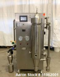 Used-Shanghai Pilotech Instrument & Equipment Ceramic Spray Dryer, Model YC-018A