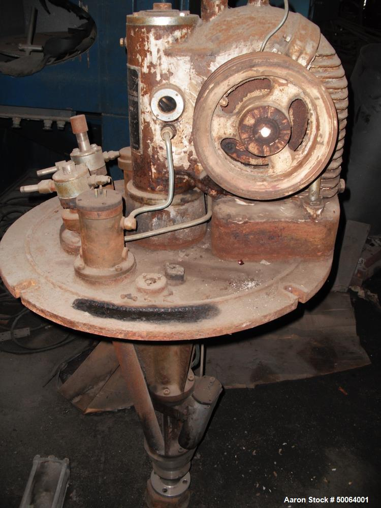 Used- Nerco Niro Spray Dryer