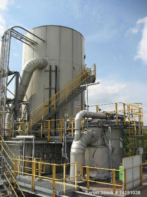 Used-Niro Spray Drying Plant, type SD-250-R. Dryer was commissioned in 1997/1998 by Niro A/S. Capacity 758 kg/hour of produc...