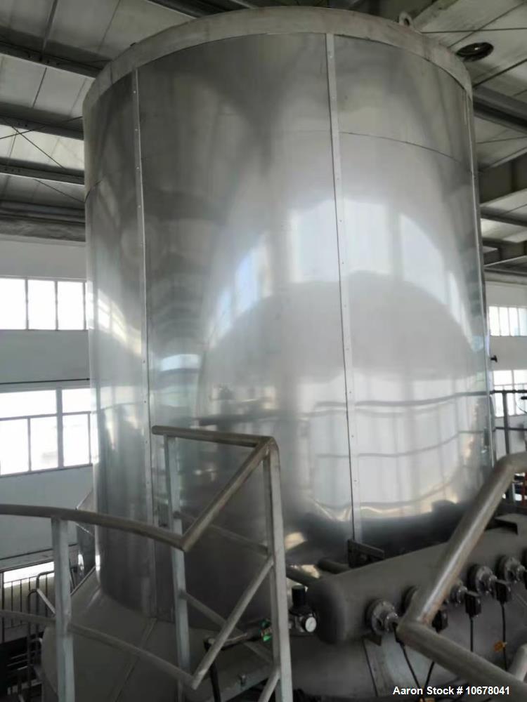 Used- Niro Spray Dryer System, Model SD-80