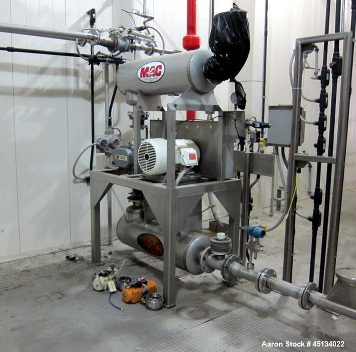 Used- Niro Spray Tower Dryer
