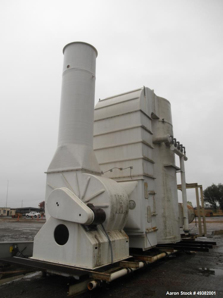 Used- Niro Spray and Fluid Bed Drying System