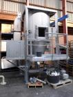 Used- APV Anhydro Spray Dryer, type CF-100 SE. Material of construction is stainless steel. 52