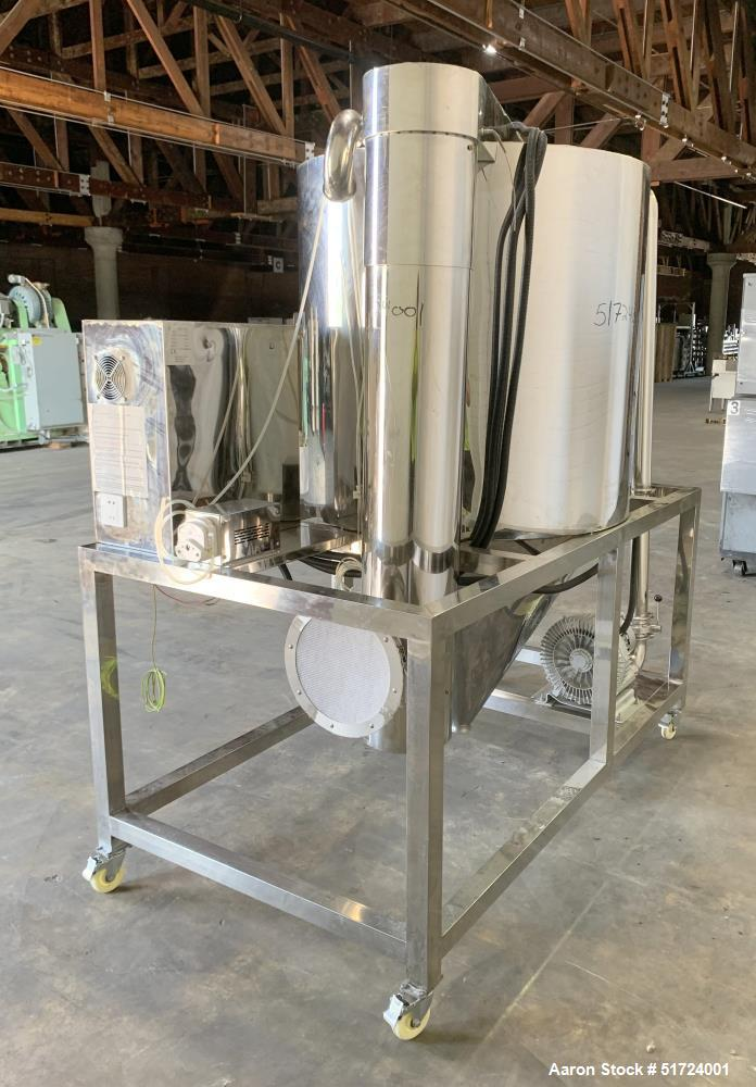 Unused- Toption Laboratory Mini Spray Dryer, Model TP-S50; Maximum Capacity 5,00