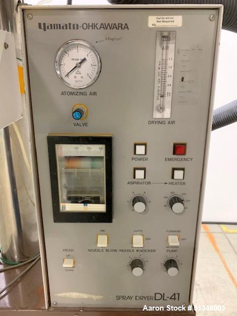Used- Yamato Scientific DL-41 Fine Particle Spray Dryer