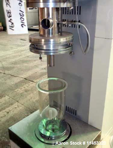 Used- Yamato Spray Dryer, Model Pulvis GB22. Rated up to 300g capacity, 40 degrees C to 200 degrees C temperature range. Ele...