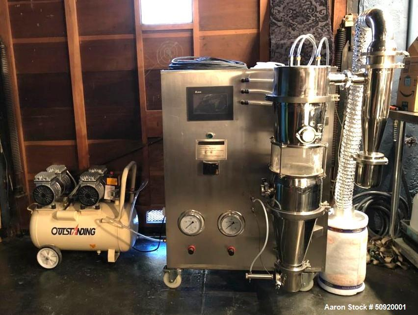 Used- Pilotech Spray Dryer, Model YC 1000.