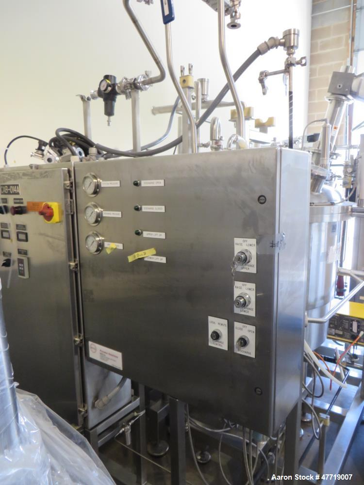 Used- Sweco PharmASep Vibro-Energy Filter Dryer, Model PH46Y30