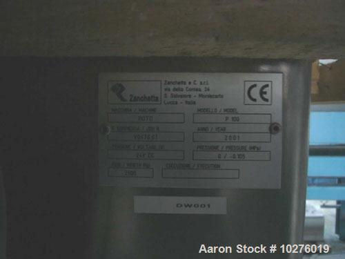 Used- Zanchetta Pharma Dryer/Granulator/Mixer