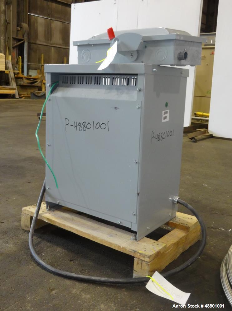 Used- Bucher Guyer Vacuum Shelf Dryer, Type VTS E1 3m2