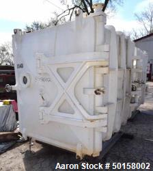 Used- Devine Vacuum Shelf Dryer, Model 22.