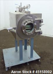 Used- United McGill Vacuum Shelf Dryer, Model MD-1