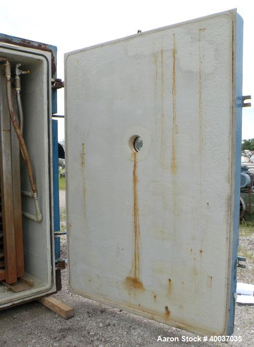 Used- Vacudyne Shelf Dryer