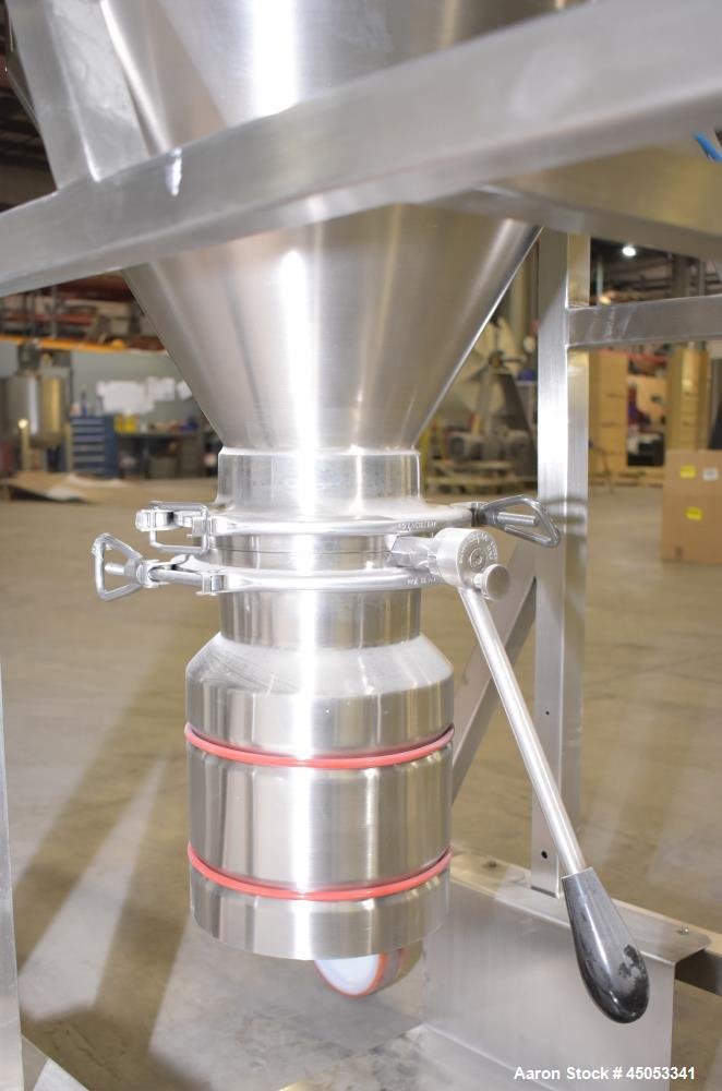 Used- Stainless Steel Dust Collector