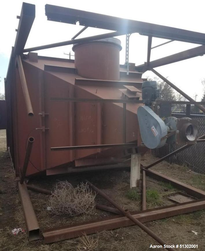 Used- Cantech Dust Collector, Type HP-HT