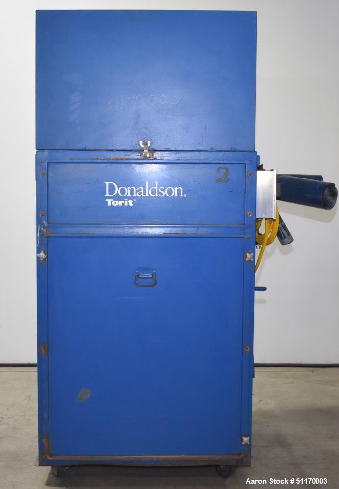 Donaldson Torit Cabinet 90 Dust Collector