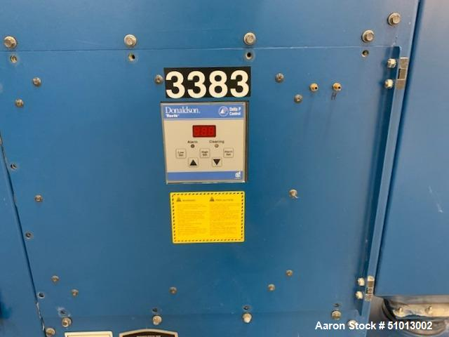 Used- Donaldson Torit Dust Collector, Model DFO 3-3