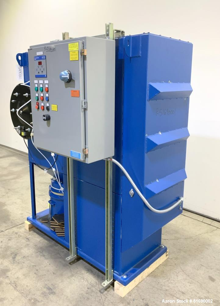 Donaldson Torit DFO Downflo Oval Dust Collector