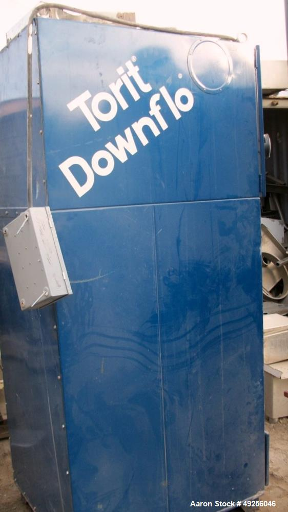 Used- Donaldson Torit SDF 6 Downflow Portable Dust Collector