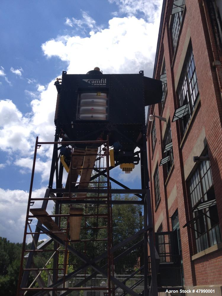 Used Camfil Farr Dust Collector Model Gs6 Up T