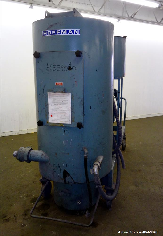Used Hoffman Mobile T Vac Self Contained Vacuum