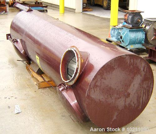 Used-50 HP Lamson/Arco Wand Vacuum Cleaning System Built By American Vacuum Company. Complete package consists of the follow...