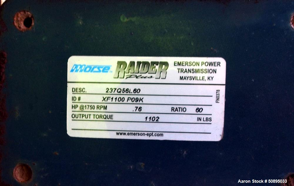 Used- MAC Equipment Dust Collector, Model 18RT3