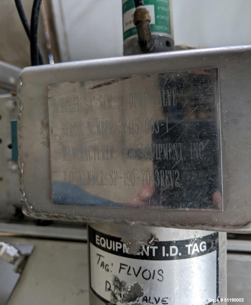 Used- MAC Model DLMV10/108 Dalamatic Insertable Filter Receiver