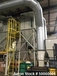 Used- CamCorp Cam-Airo Vertical Cartridge Dust Collector