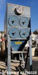 "Used-Donaldson Torit Model 2DF8 Cartridge Dust Collector, Holds (8) cartridge filters 26"" long, Part number 8PP-22269-00, To..."