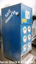 Used-Torit Donaldson SDF 6 OD Downflow Portable Dust Collector - 1,600 CFM, Holds (6) cartridge filters. Total Filter Media ...