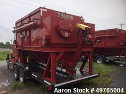 Marco Dustmaster 28,000 CFM Tier 4 Diesel Dust Collector. 120 hp Tier 4 diesel Perkins engine. Mfg....