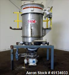 Used- MAC Process Dust Collector, Model 36RT14-STY3-CG.