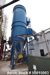 Used- Torit Donaldson RF Baghouse Model 232RFW-10 Dust Collector.