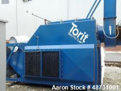 Used- Torit/Donaldson Cartridge Dust Collector, Model DFO 4-32.