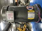 Used- Donaldson Torit Downflo Cartridge Type Dust Collector, Model 3DF6