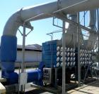 Used- Donaldson Torit Downflo Oval Dust Collector