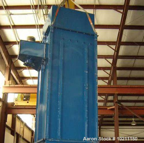 "Used-Torit Bag Type Dust Collector, Model 36PJD.  270 Square foot filter area, 30 bags measuring approximately 72"" long.  Th..."
