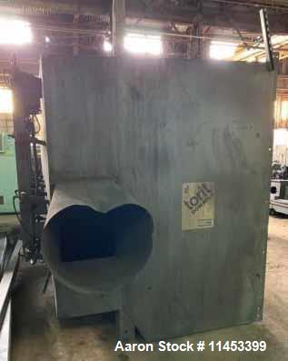 Used- Torit Model DFT4-64 Dust Collector, 12160 Square Foot.