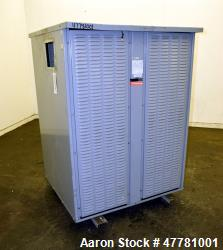 Used- Rex Manufacturing 550 Kva 3 Phase Drive Isolation Transformer, Catalog# DC