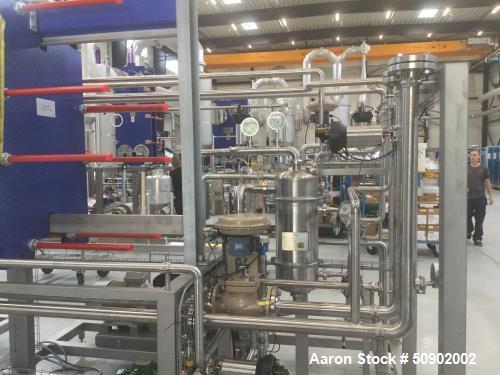 Unused- Alfa Laval De-Alcoholization System