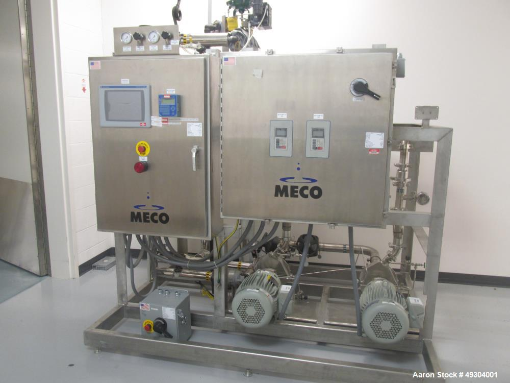 Used- MECO Stainless Steel WFI (Water for Injecti