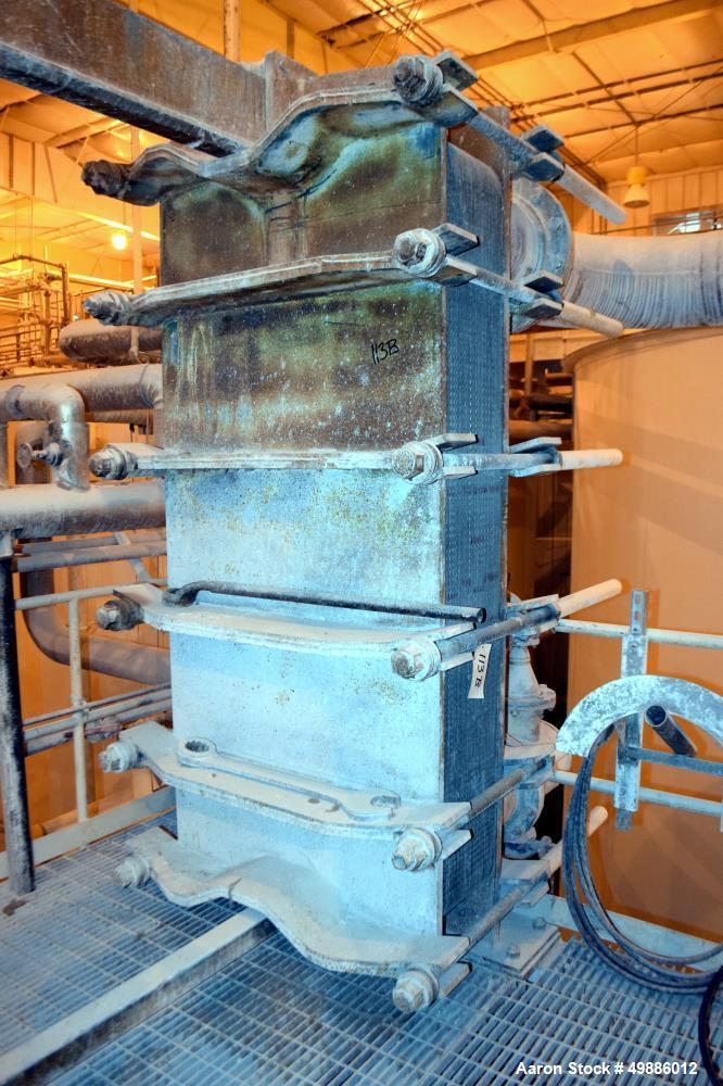 Used-Dedert Forced Circulation Crystallizer