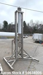 Used Custom Built Biopharma Falling Film Evaporator