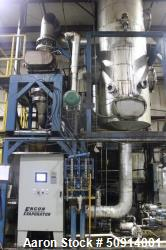 Used- Encon Evaporator, Model MVC 900