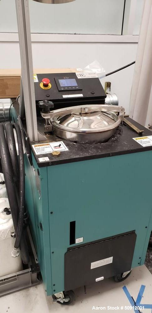 Used- CBG Biotech Solvent Recycler; Model Technoclean Carbon S-600